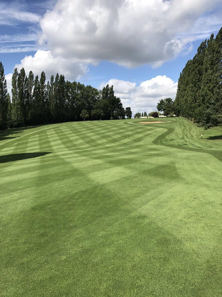 18th Fairway at Abridge Golf Club