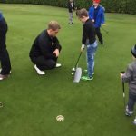 Junior Golf on Saturday mornings at abridge