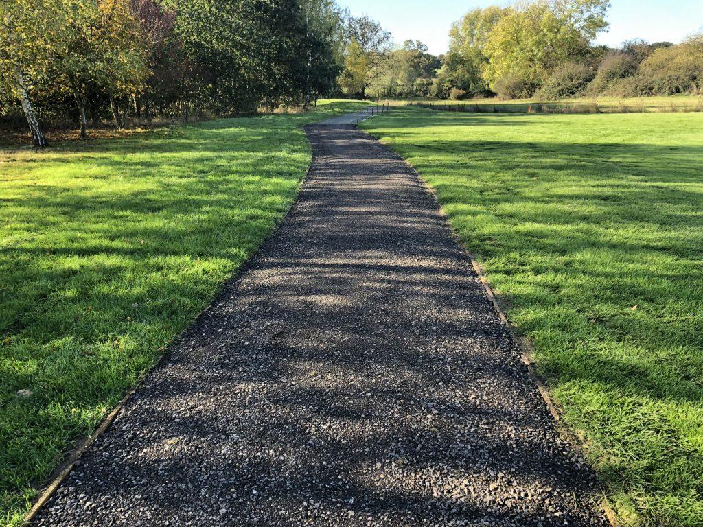 Buggy Path at Abridge Golf Club