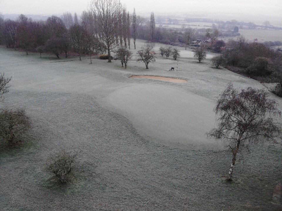 hole 16 at abridge