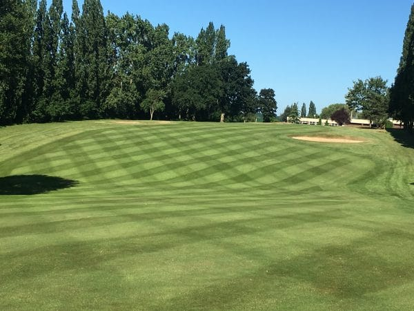 18th Hole at abridge golf club