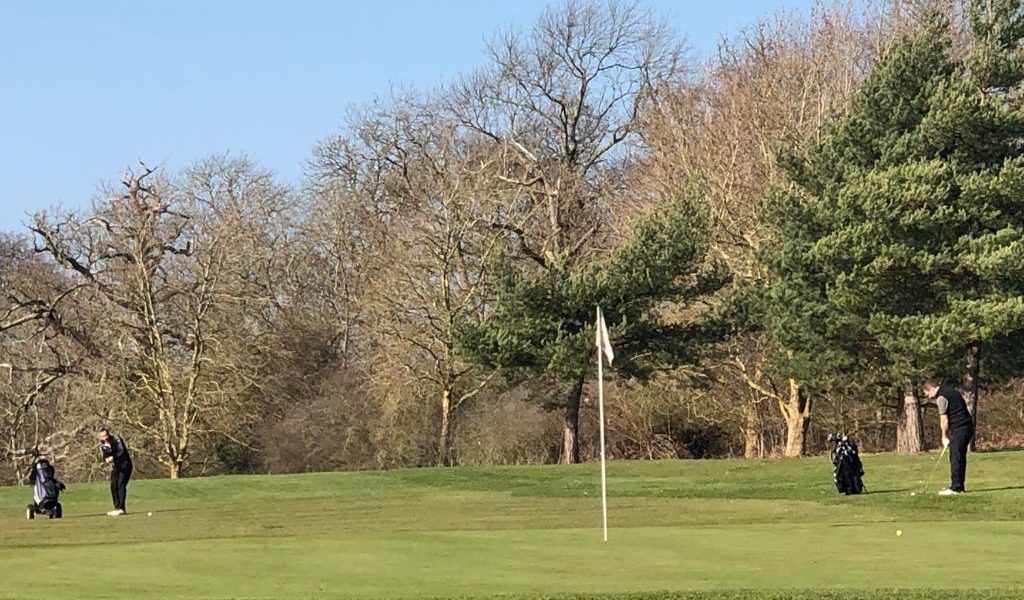 Abridge Golf Club 10th Green