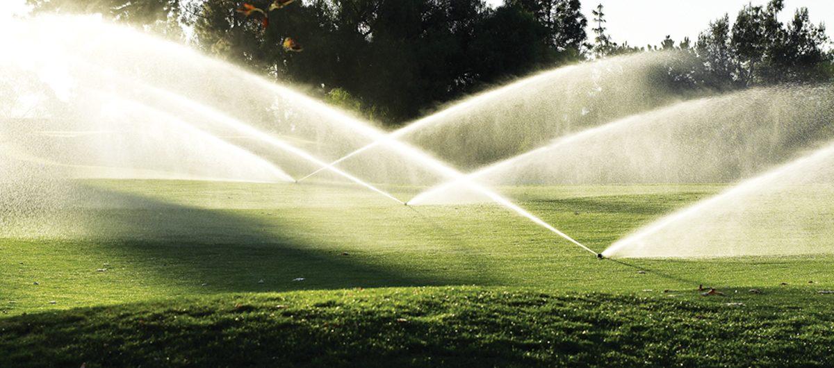 Golf Sprinklers
