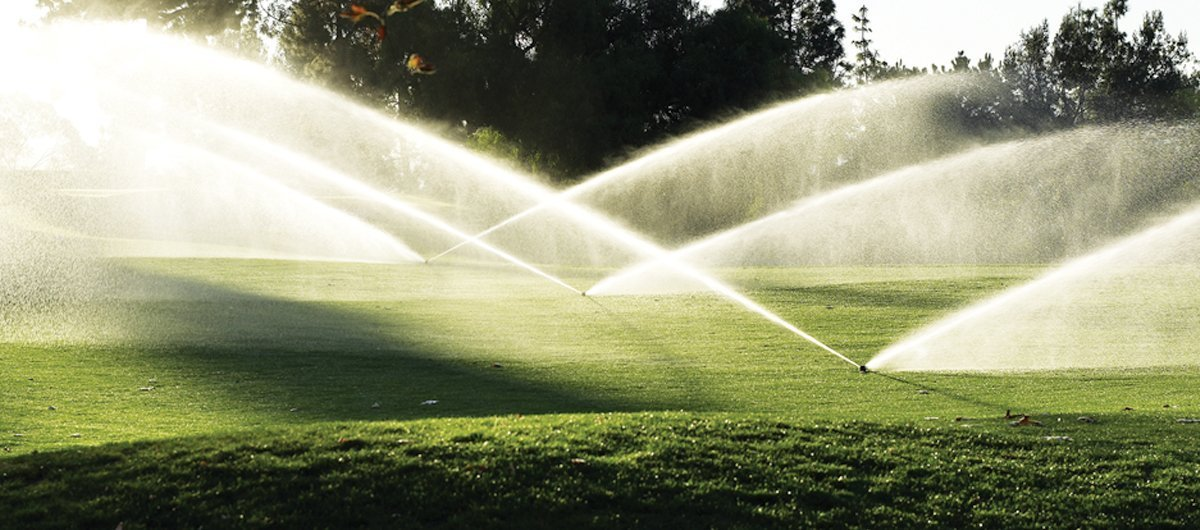 Golf Sprinklers