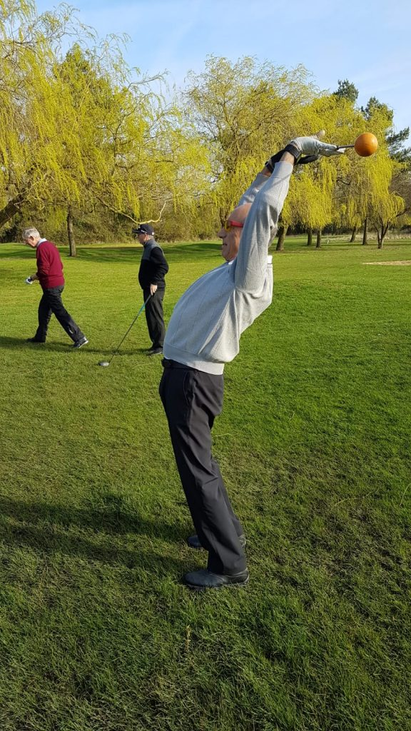 abridge senior golf