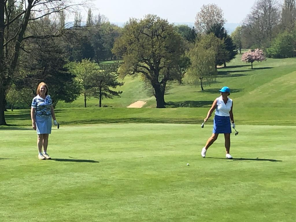 Ladies Golf at Abridge