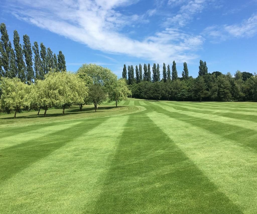 3rd Fairway at abridge golf club