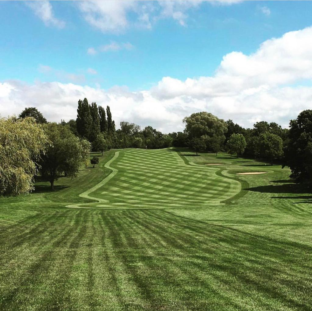 11th Fairway at Abridge golf club