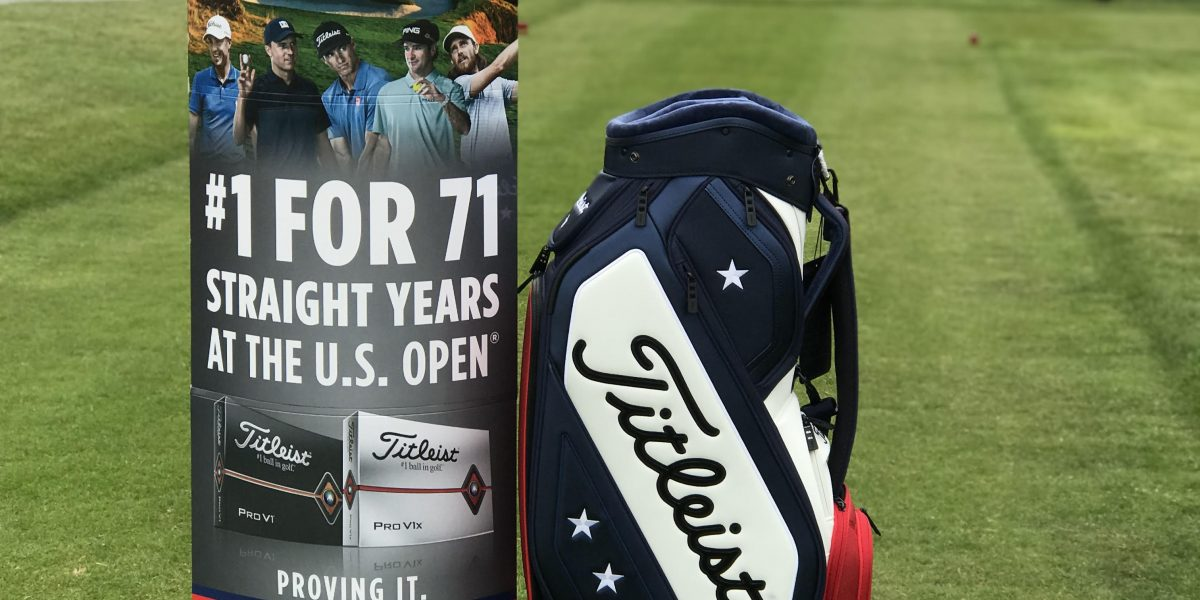 Limited Edition US OPEN Tour Bag