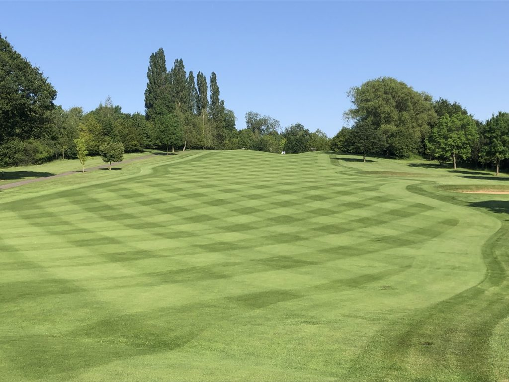 8th Hole at abridge golf club